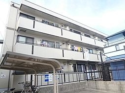 ハイカムール若草[3階]の外観