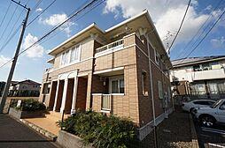 千葉県市原市うるいど南2丁目の賃貸アパートの外観