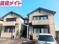シャトーファンシーC[2階]の外観