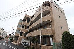 東京都板橋区成増4丁目の賃貸マンションの外観