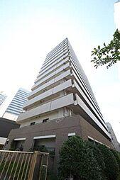 大阪府大阪市北区中之島6丁目の賃貸マンションの外観