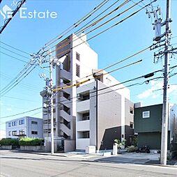 愛知県名古屋市熱田区六番2丁目の賃貸アパートの外観