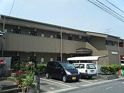 メルベーユHAJIII[203号室]の外観