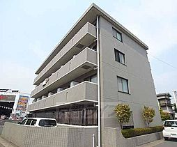 京都府京都市山科区椥辻番所ヶ口町の賃貸マンションの外観