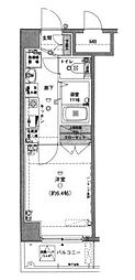 SPATIE FIELD S SHINTOSHIN[7階]の間取り