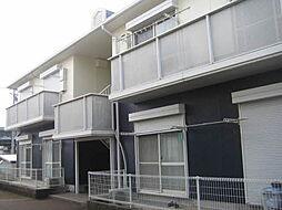 M'sガーデンプラザ[2階]の外観