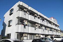 栃木県栃木市大宮町の賃貸マンションの外観