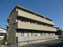 プレジャ−ライフYUZU[3階]の外観