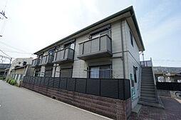 大阪府大阪市西淀川区大和田2丁目の賃貸アパートの外観