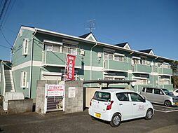 千葉県市原市藤井3丁目の賃貸アパートの外観