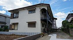 上山スカイハイツ[1階]の外観