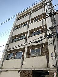 エキスポマンション[3階]の外観