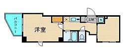 フェニックス横浜関内[1003号室]の間取り