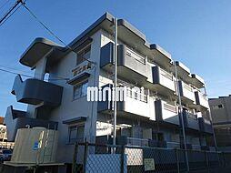マンション富士見台[1階]の外観