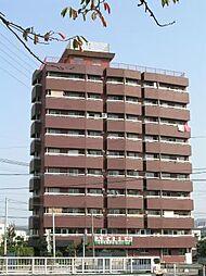 福岡県北九州市小倉北区愛宕1丁目の賃貸マンションの外観