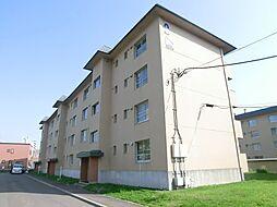 福住タウン2[3階]の外観