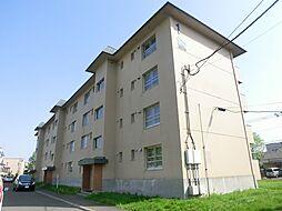 福住タウン1[2階]の外観