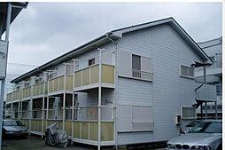神奈川県横浜市港北区鳥山町の賃貸アパートの外観
