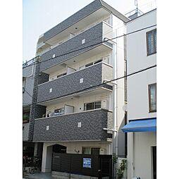 東京都江東区北砂1丁目の賃貸マンションの外観