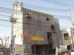 兵庫県高砂市米田町米田の賃貸マンションの外観