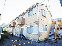 千葉県柏市名戸ケ谷1の賃貸アパートの外観