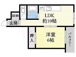 杉本町駅 4.7万円