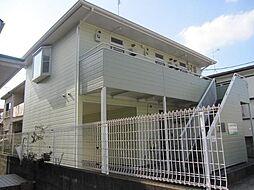 千葉県八千代市八千代台東3丁目の賃貸アパートの外観