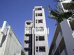 サンハイム東山[3階]の外観