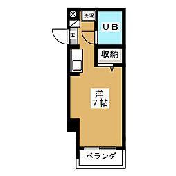 沼袋駅 5.8万円