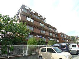 千葉県松戸市大金平2丁目の賃貸マンションの外観