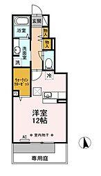 シイノキ[1階]の間取り