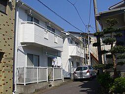 江口アパート[201号室]の外観