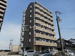 スカイプラザ新田[4階]の外観