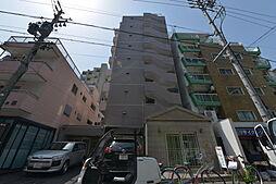 ガーデンコート新栄[4階]の外観
