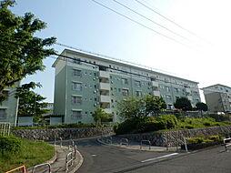 鶴山台[2DK号室]の外観