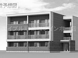 香川県高松市今里町2丁目の賃貸マンションの外観
