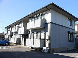 山口県宇部市野中5の賃貸アパートの外観