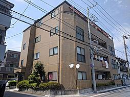 市川ハイムIII[402号室]の外観
