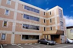 北海道札幌市中央区北十五条西15丁目の賃貸マンションの外観
