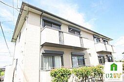 香川県高松市亀田南町の賃貸アパートの外観