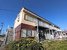 千葉県市原市五井東2丁目の賃貸アパートの外観