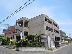埼玉県川口市長蔵1丁目の賃貸マンションの外観
