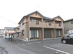 [テラスハウス] 栃木県足利市福居町 の賃貸【/】の外観