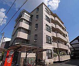 京都府京都市上京区栄町の賃貸マンションの外観