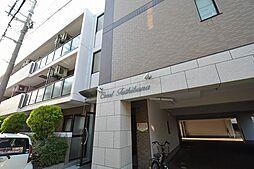 クレアール立花[2階]の外観