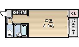 セラ鶴ヶ丘[306号室]の間取り