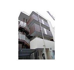 東京都墨田区京島3丁目の賃貸マンションの外観