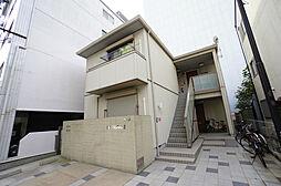 大阪府大阪市福島区鷺洲1丁目の賃貸アパートの外観