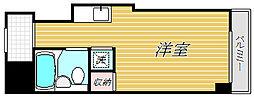 クレストプラザ立石[2階]の間取り