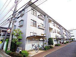 埼玉県入間郡三芳町大字藤久保の賃貸マンションの外観